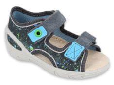 Befado Chlapčenské sandáliky Sunny 065P127