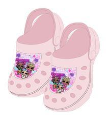 Eplusm Dívčí sandály LOL - světle růžová