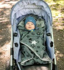 Little Angel Little Angel zavinovačka multifunkční Jeans Outlast