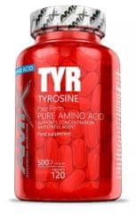 Amix Nutrition Tyrosine 500mg 120kapslí