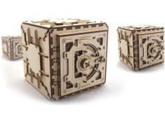 UGEARS Bezpečné 3D mechanické puzzle 179 dielov