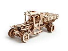 UGEARS Nákladné auto UGM-11 3D mechanické puzzle 420 dielov