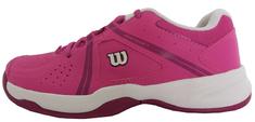 Wilson Růžové tenisky Wilson Barva: Růžová, Velikost: 39
