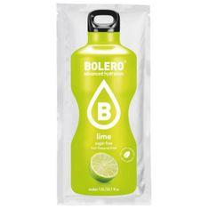 Bolero Bolero – instantní nápoj bez cukru - LIMETA