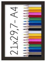 Tradag Fotorámeček Tosca 21x29,7-A4 černý
