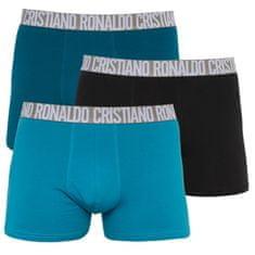 CR7 3PACK pánske boxerky viacfarebné (8100-49-2708)