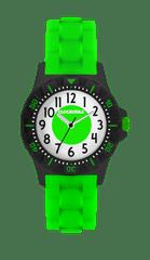 CLOCKODILE Svítící neonově zelené sportovní chlapecké hodinky CLOCKODILE SPORT 3.0