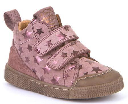 Froddo buty za kostkę dziewczęce G2110081-7, 27 różowe