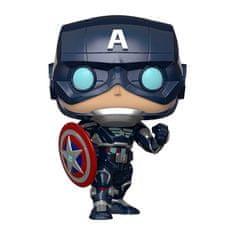 Funko Figurka Marvel: Avengers Game - Captain America