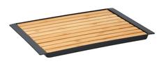 TimeLife Doštička na krájanie pečiva 38 x 27 x 2 cm
