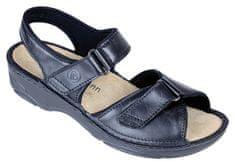 Berkemann FABIENNE zdravotní pratelný sandálek dámský černý Berkemann Velikost Berkemann: 3