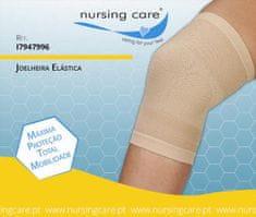 Nursing Care Elastická bandáž na koleno I7947996 Nursing Care Velikost: S
