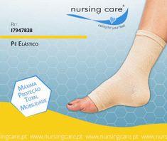Nursing Care Elastická bandáž na kotník I7947838 Nursing Care Velikost: S