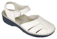 Berkemann BIRTHE halluxový sandálek plná špice dámský béžový Berkemann Velikost Berkemann: 3