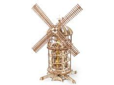 UGEARS Veterný mlyn 3D mechanické puzzle 585 dielov