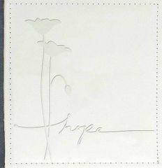 FANDY Fotoalbum 10x15 200 foto svatební Hope 2 šedé