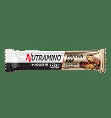 Nutramino Křupavá Proteinová Tyčinka Vanilka a Karamel - 64g