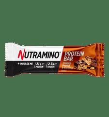 Nutramino Hutná Proteinová Tyčinka Arašídy a Karamel- 60g