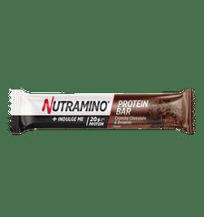 Nutramino Křupavá Proteinová Tyčinka Čokoláda Brownie - 64g