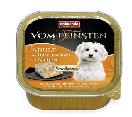 Animonda V.Feinsten CORE marhahús, banán + sárgabarack kutyáknak 22 x 150 g