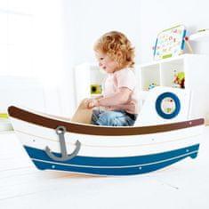 Hape Dřevěná houpací loďka