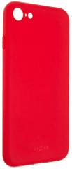 FIXED Zadný pogumovaný kryt Story pre Apple iPhone 7/8/SE (2020), červený FIXST-100-R
