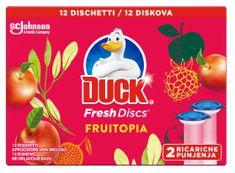 Duck Fresh Discs dvojno polnilo, Fruitopia, 72 ml