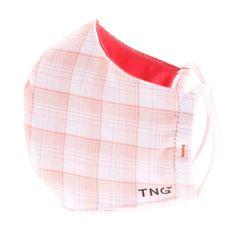 TNG Štýlové antibakteriálne rúško TNG Yes, trojvrstvé, veľkosť M