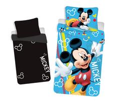 Jerry Fabrics Obliečky Mickey svietiaci