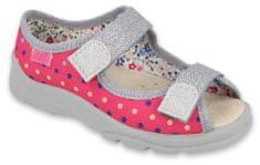 Befado sandały dziewczęce Max 869X138