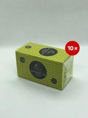 Taste konopljin čaj z limonsko travo, 10 x 14 g