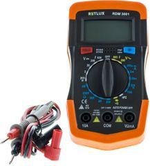 Retlux multimetr cyfrowy RDM 3001 (50002704)