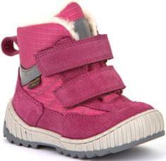 Froddo dievčenská členková zimná obuv G2110090-4