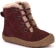 Froddo dievčenská členková zimná obuv G2110091-1