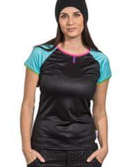 Lasoul Dámské sportovní triko Short Caprice krátký rukáv