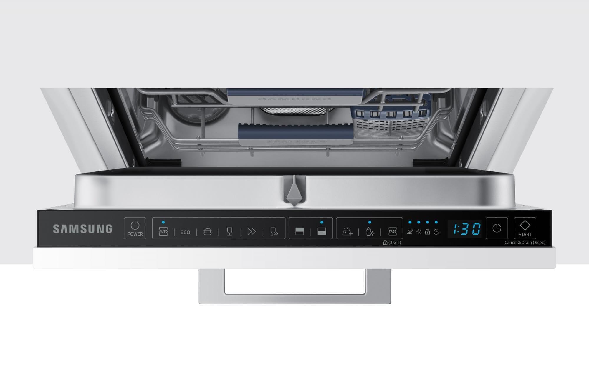 Samsung DW50R4060BB/EO Automatický cyklus
