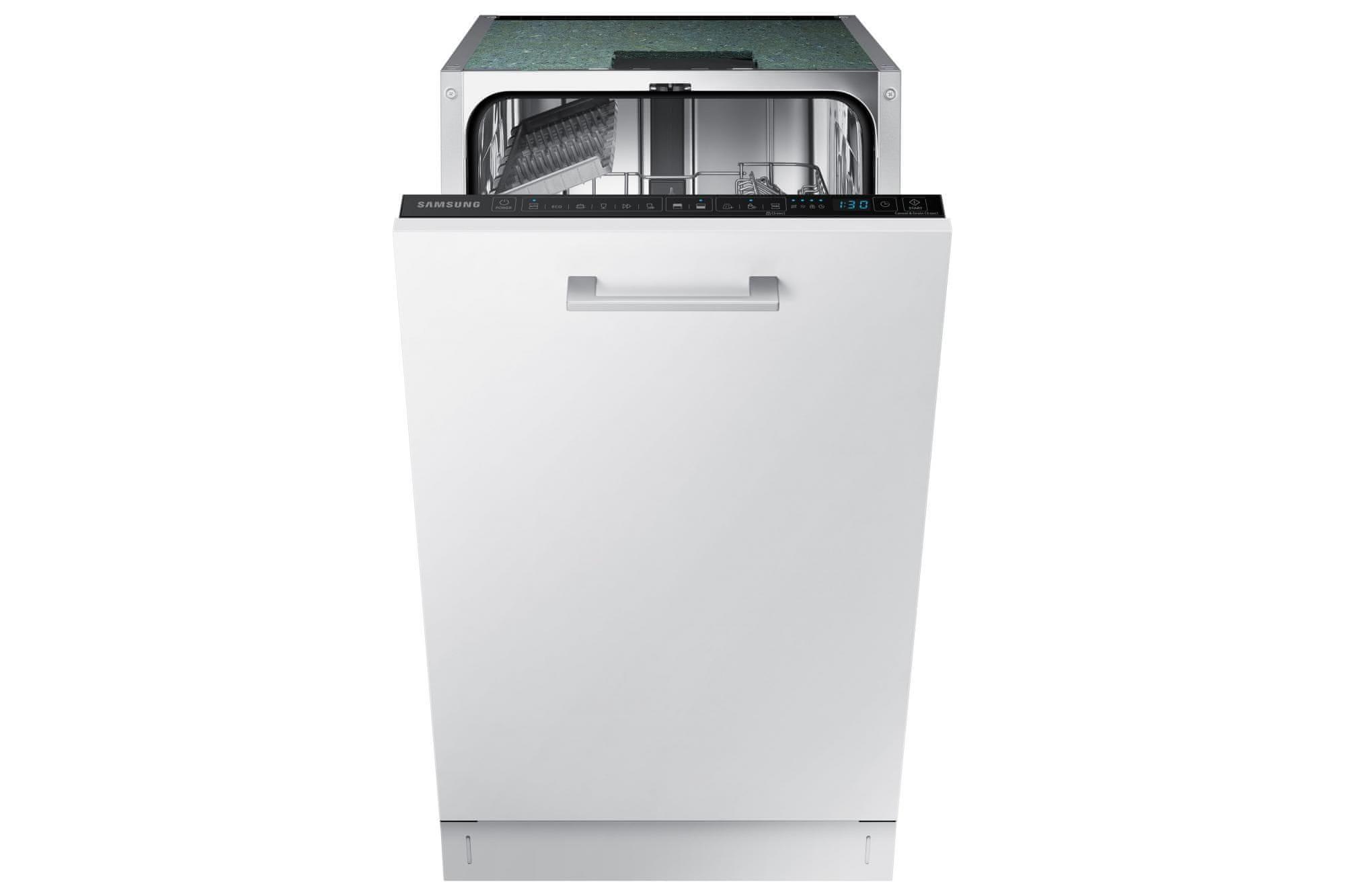 Samsung DW50R4060BB/EO Hygiene