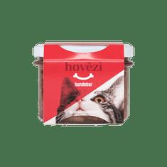 Hundebar Hovězí pro kočky 200 g