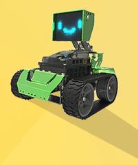 Keyestudio Arduino programovateľný tank s displejom a snímačmi