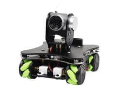 Keyestudio Arduino auto Omniduino 4WD s Mecanum kolesami
