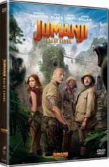 Jumanji: Další level - DVD (SK obal)