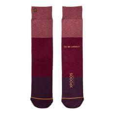 Xpooos Ponožky , Essential Bamboo | Červená | 39-42 EUR