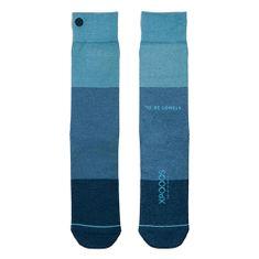 Xpooos Ponožky , Essential Bamboo | Modrá | 43-46 EUR