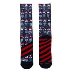 Xpooos Ponožky , X-MAS | Černá | 43-46 EUR