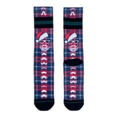 Xpooos Ponožky , X-MAS | Modrá | 43-46 EUR