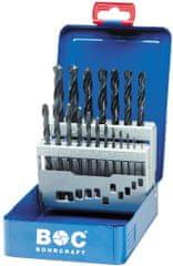 BOHRCRAFT Svedri za kovino DIN 338 1-10mm
