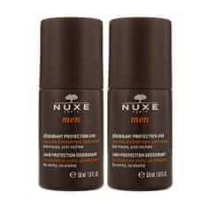 Nuxe Men deodorant (24hr Protection), 2 x 50 ml