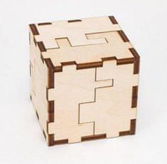 EWA ECO-WOOD-ART Cube 3D