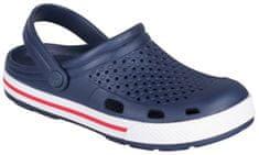Coqui Chlapčenská obuv LINDO 6423 Navy/White 6423-100-2132