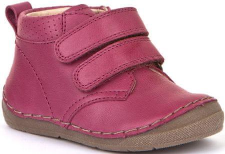 Froddo botki dziewczęce G2130207-9 21, różowe